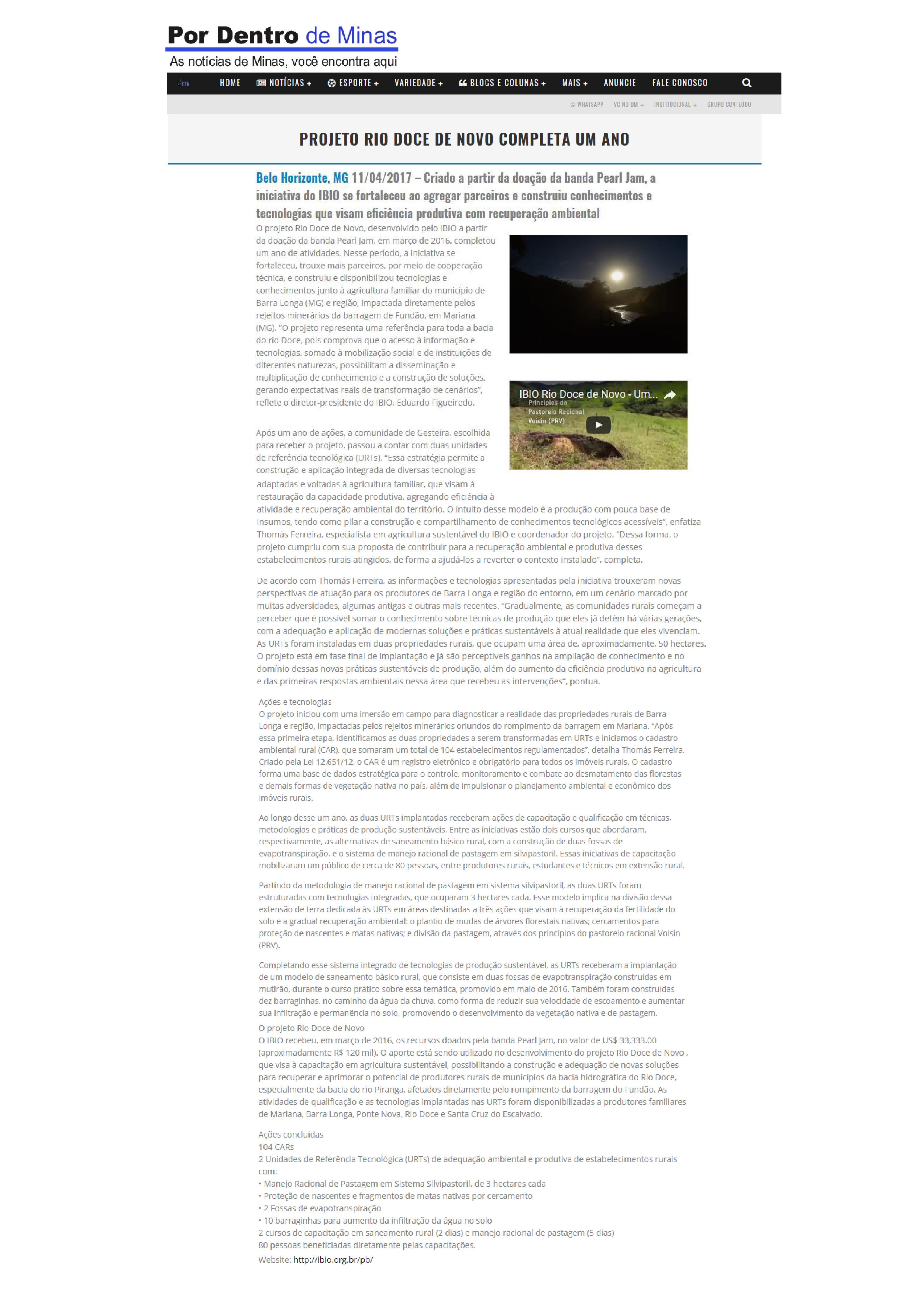 Ibio- por dentro de minas 04.11-07